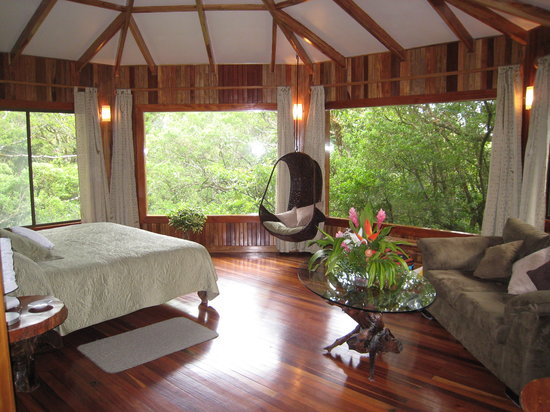 Hidden Canopy Treehouses Boutique Hotel: Rising Sun Treehouse