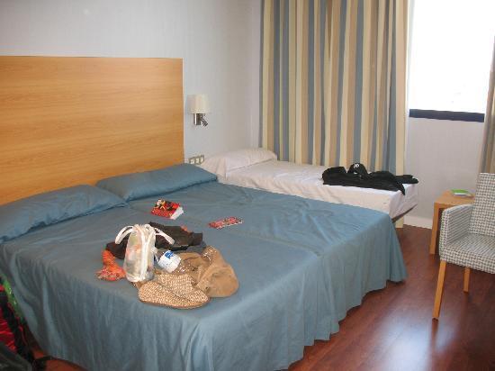 Hotel Exe Sevilla Palmera: Hotel Room