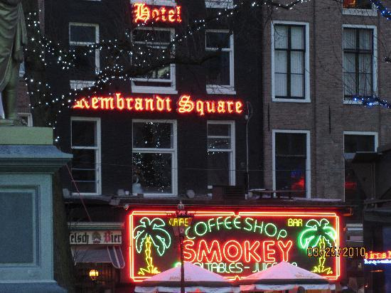 Rembrandt Square Hotel Night View