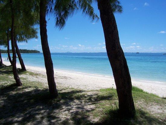 Belle Mare: spiaggia