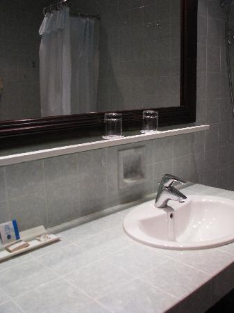 Splendid Hotel & Spa: Bathroom