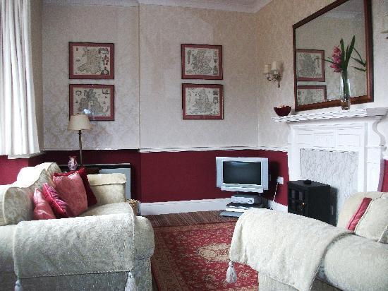 17th Century Orton Hall: Living Room Duke of Clarendon
