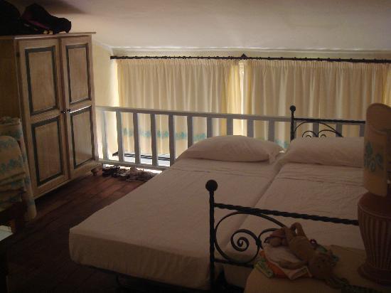 colonna hotel du golf chambre sur la mezzanine - Chambre En Mezzanine