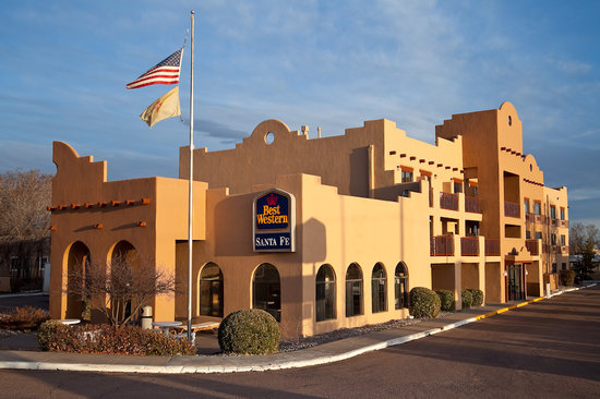 BEST WESTERN PLUS Inn of Santa Fe: Exterior
