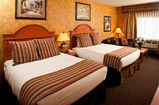 Best Western Plus Inn of Santa Fe: Double Queen Deluxe