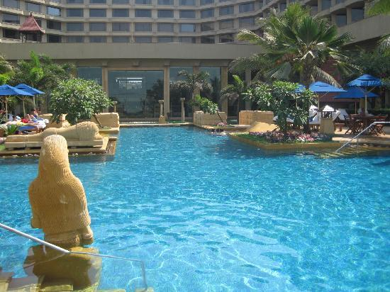 Pool Garten pool und garten picture of jw marriott mumbai juhu mumbai