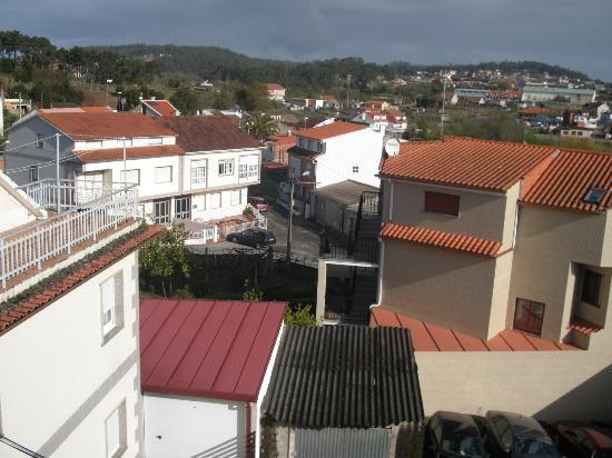Hotel Portonovo : vistas desde la 308