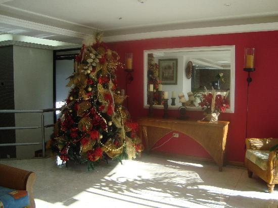 Residencias Miramar Suites: Lobby