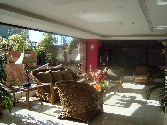 Residencias Miramar Suites: Lobby I