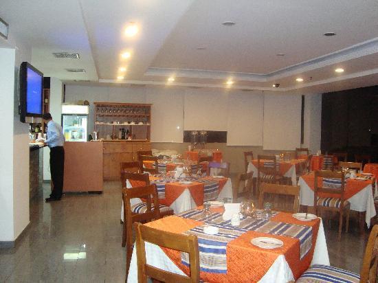 Residencias Miramar Suites: Restaurante