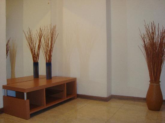 Residencias Miramar Suites: Pasillo Habitaciòn