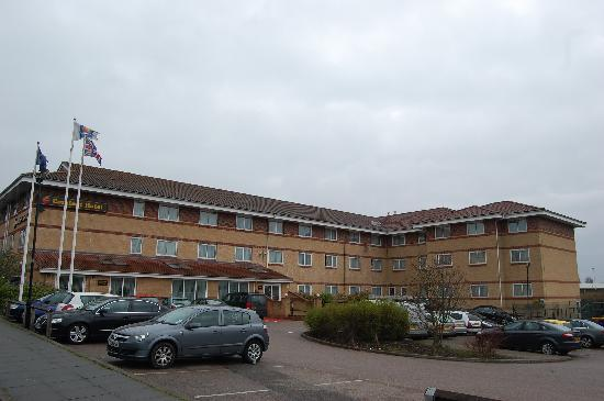 Ramada London Finchley : Hotel