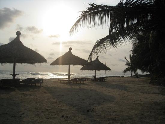 Beyin Beach Resort: The Beach