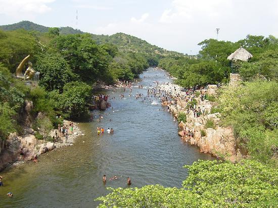 Valledupar, Колумбия: Rio Guatapurì