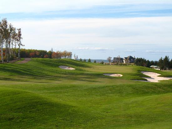 Fox Harb'r Resort: Fox Harb'r Championship Golf Club