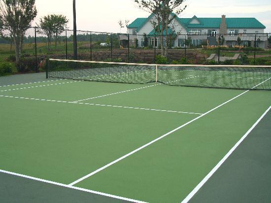 Fox Harb'r Resort: Fox Harb'r Tennis Complex