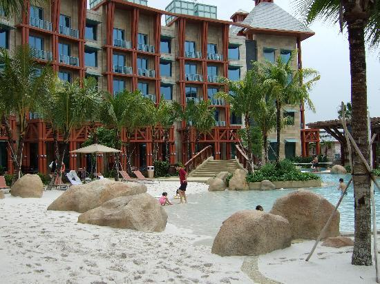 Hard Rock Hotel Singapore Best Beach In