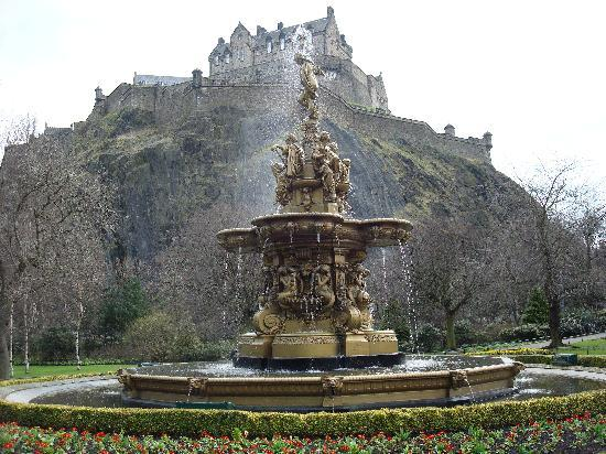 Bonnie's Guesthouse: Edinburgh is beautiful