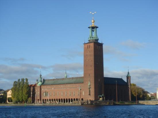 Bilde fra Stadshuset