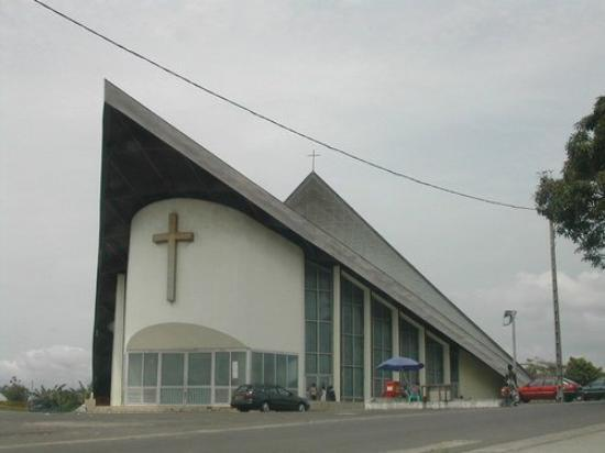 Libreville, Габон: Eglise Saint Pierre