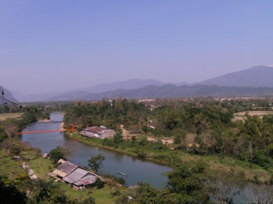 Vang Vieng, لاوس: Vang Vieng