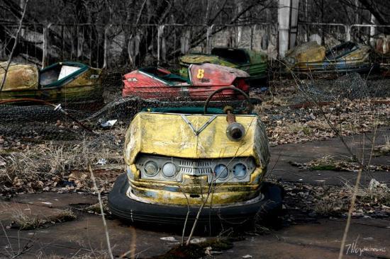Chernobyl, Ucrania: Припять