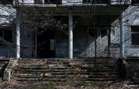 Chernobyl, ยูเครน: Припять