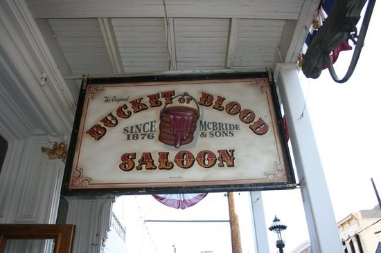 ‪Bucket of Blood Saloon‬