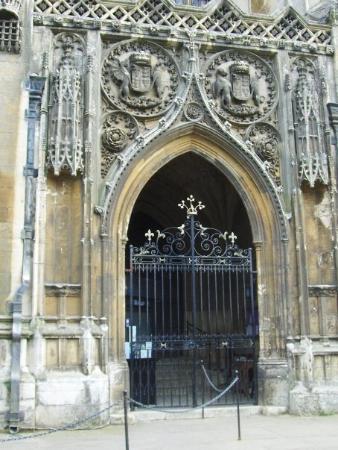 Bilde fra King's College
