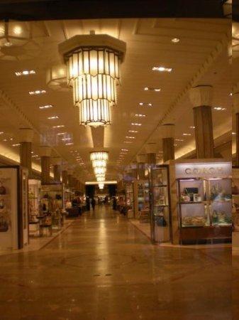 Macy's Herald Square: inside of macy's
