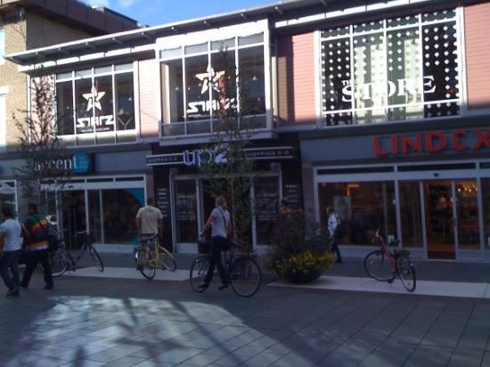 Umeå, Suecia: Innenstadt 2