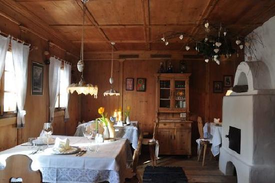 Sesto, Italy: Área del restaurant