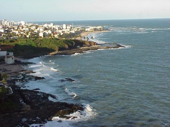 Salvador, BA: Bahia, Brazil (via Meriden)