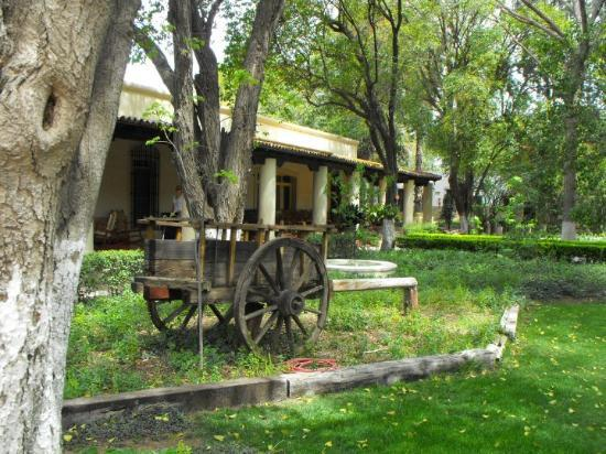 Hotel Rancho El Morillo Photo