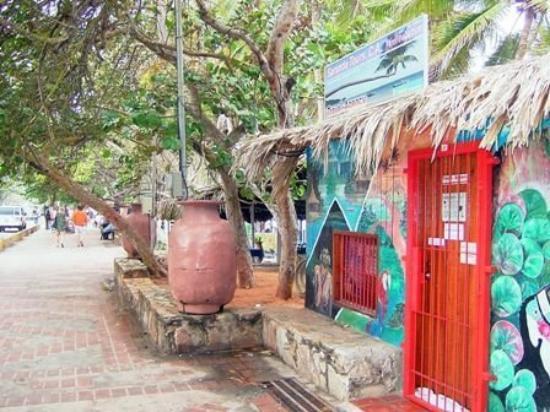 Playa El Agua, Isla Margarita