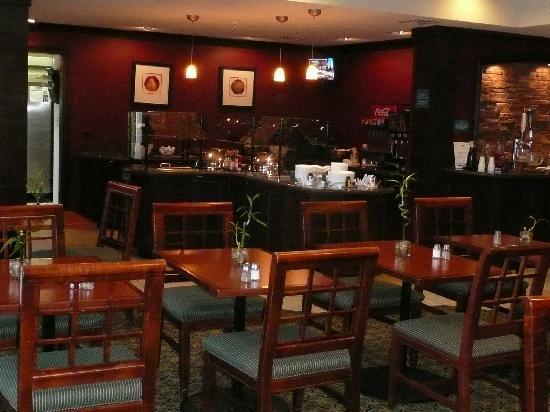 Sonesta ES Suites Atlanta - Perimeter Center North: dining area