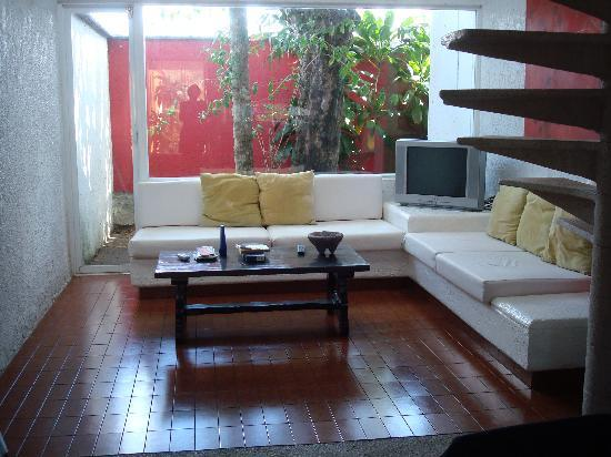 Villas Las Anclas: Main seating area