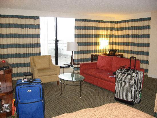 Hilton Miami Downtown: Room