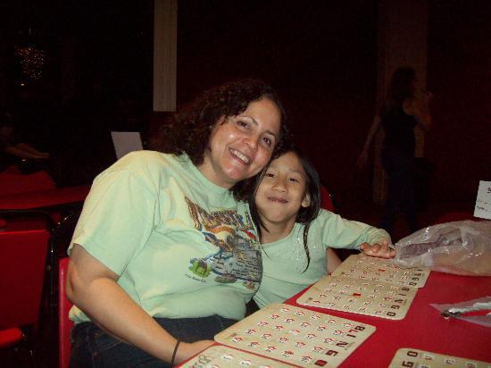 Villa Roma Resort and Conference Center: bingo night entertainment for all