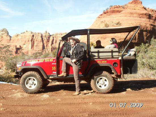Amazing Red Rock Jeep Tours