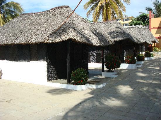 Hotel Rockaway: Cabanas