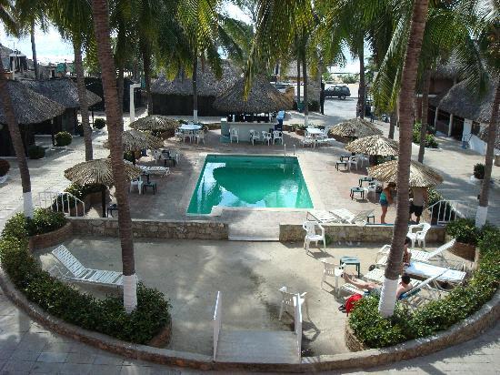 Hotel Rockaway: Pool Area