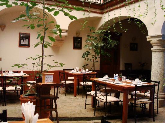 Hotel Parador San Agustin: El comedor muy limpio