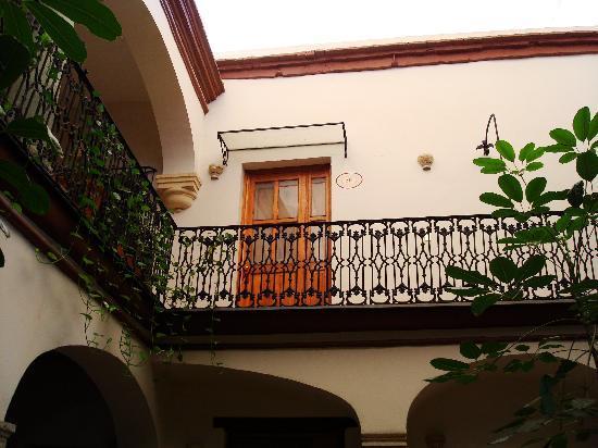 Hotel Parador San Agustin: tranquilidad en los pasillos