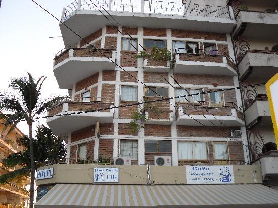 Hotel Posada Lily : street view