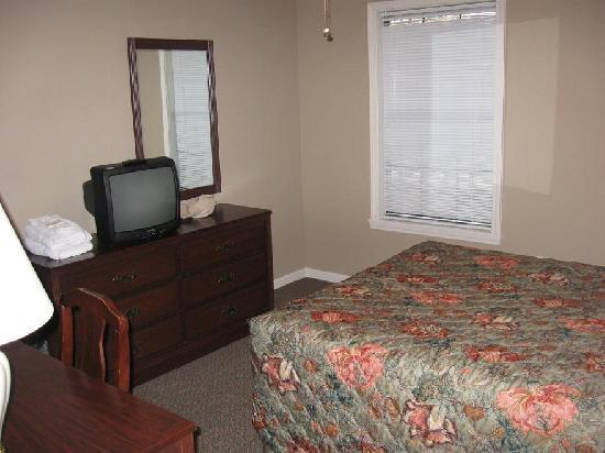 Condotels: bedroom