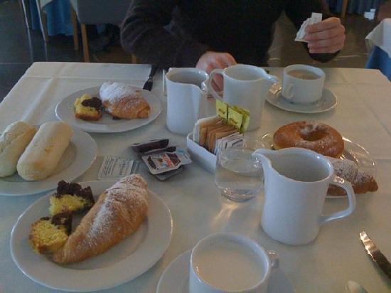 Hotel Club House: colazione