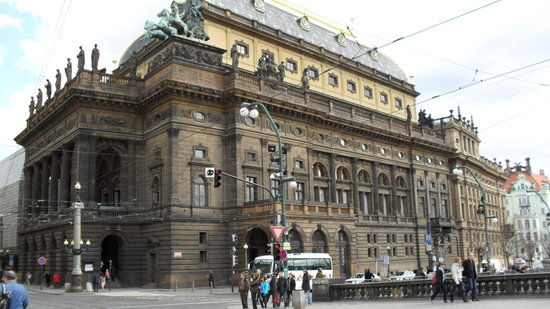 Hotel Caesar Prague: Città di grande cultura
