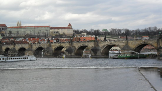 Hotel Caesar Prague: Il Ponte Carlo