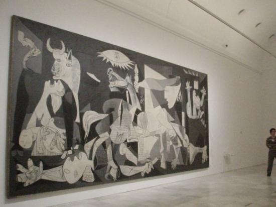 Musée Reina Sofía : Guernica